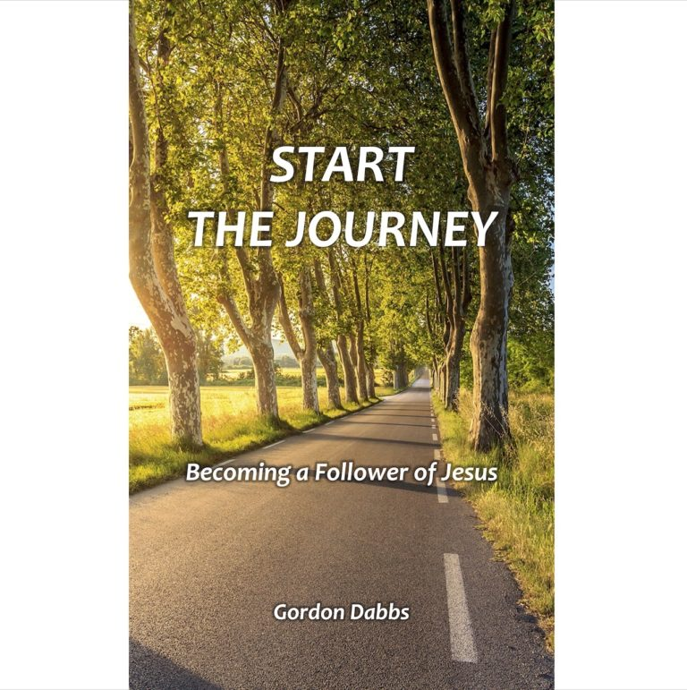 Start The Journey Square