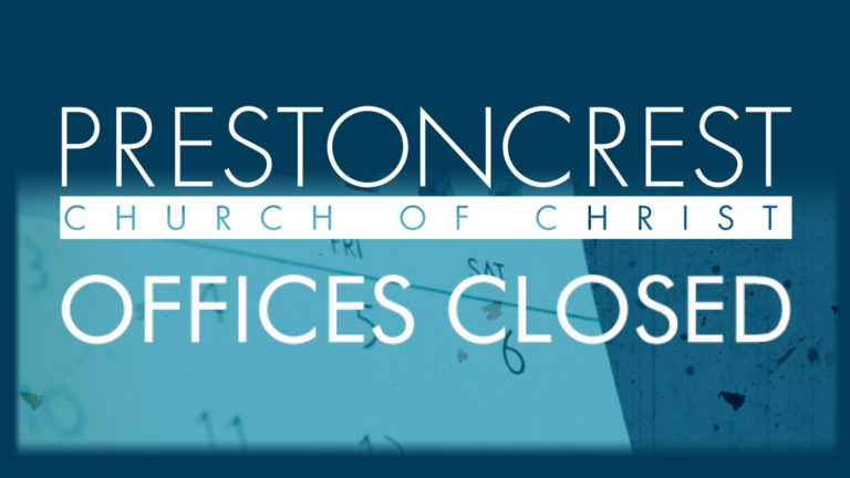 Office Closed Event