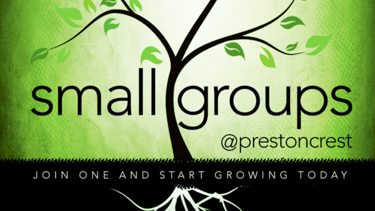 Small Group Event Generic