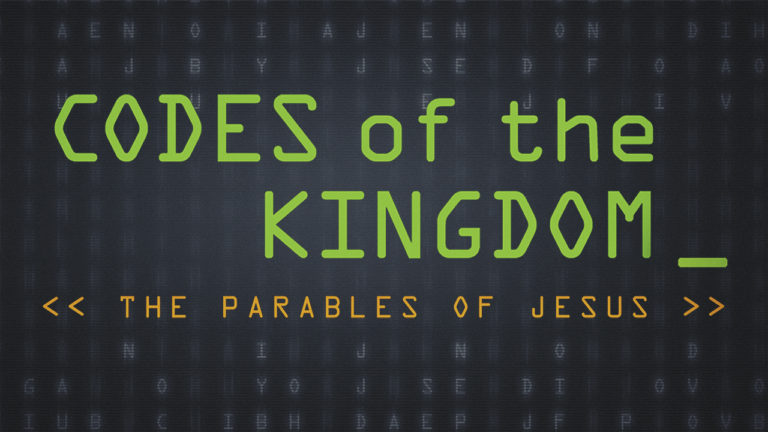 Codes Of The Kingdom 16x9 title