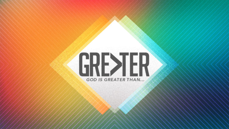 Greater Than 16x9 Title