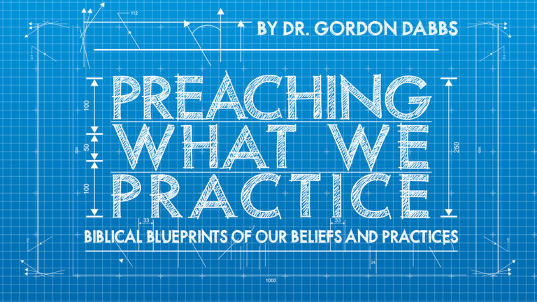 Preach What We Practice 16x9 Title