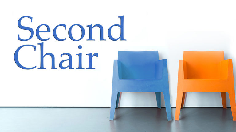 Second Chair Title 16x9